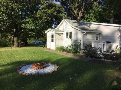 Malta Single Family Home For Sale: 15 Old State Rd