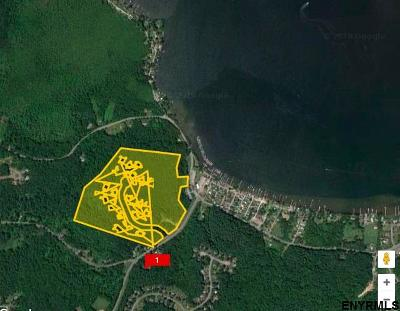 Albany County, Columbia County, Greene County, Montgomery County, Rensselaer County, Saratoga County, Schenectady County, Schoharie County, Warren County Residential Lots & Land For Sale: Plains Rd