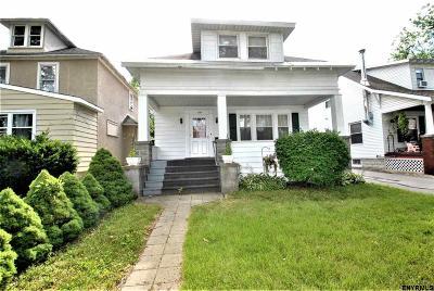 Niskayuna Single Family Home For Sale: 1250 Dean St