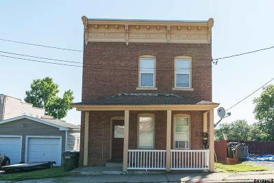 Cohoes Multi Family Home For Sale: 22 N Reservoir St