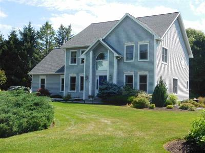 Clifton Park Single Family Home For Sale: 5 Fox Fire Bend