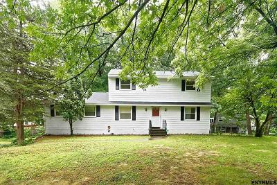 Halfmoon Single Family Home For Sale: 1 Leslie Ct