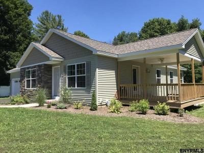 Queensbury, Fort Ann Single Family Home For Sale: Lot 1 Timmons La