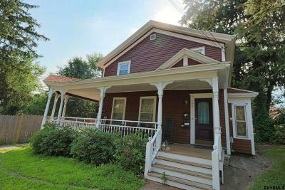 Saratoga County Single Family Home For Sale: 193 Broad St