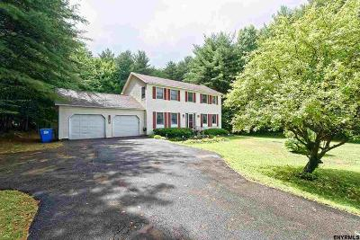 Saratoga County Single Family Home For Sale: 3 Adirondack Ct