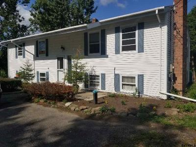 Ballston Spa Single Family Home For Sale: 326 Hop City Rd
