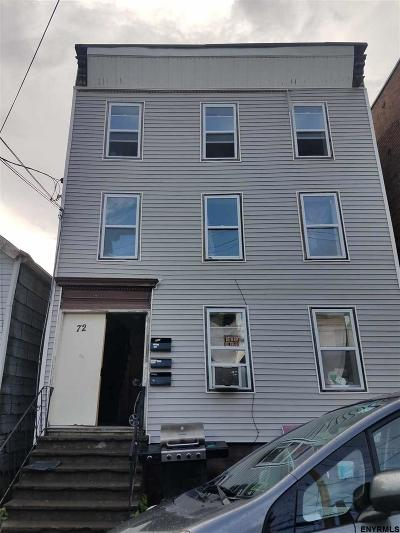 Multi Family Home For Sale: 72 13th St