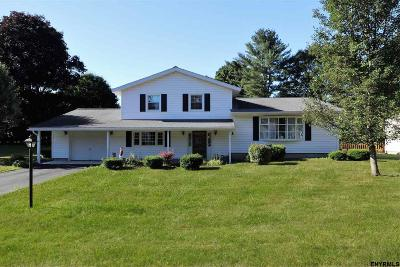 Saratoga Springs Single Family Home For Sale: 11 Walter Dr
