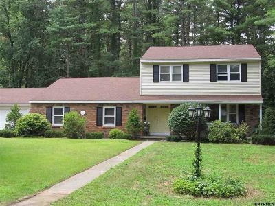 Queensbury, Fort Ann Single Family Home For Sale: 13 Dixon Ct