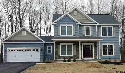 Queensbury, Fort Ann Single Family Home For Sale: Lot 23 Richmond Hill Dr