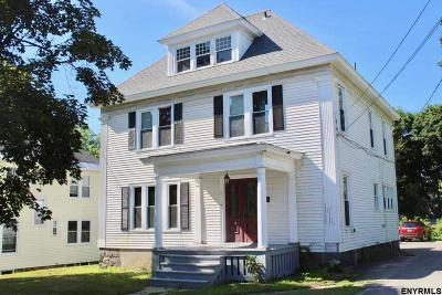 Gloversville NY Single Family Home For Sale: $97,500