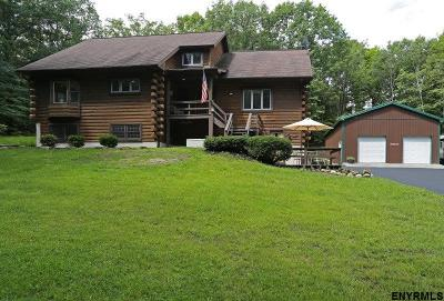 Lake George, Bolton Single Family Home For Sale: 217 Konci Ter