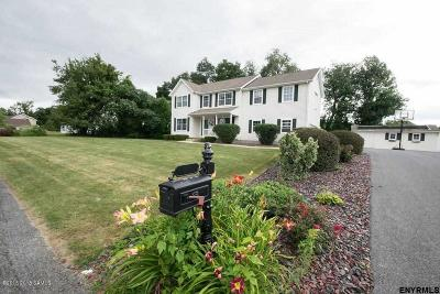 Queensbury, Fort Ann Single Family Home For Sale: 27 S Fieldview Rd