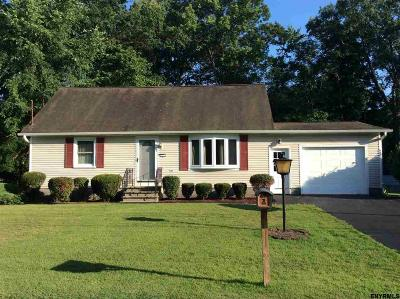 Single Family Home For Sale: 1 Manchester Dr