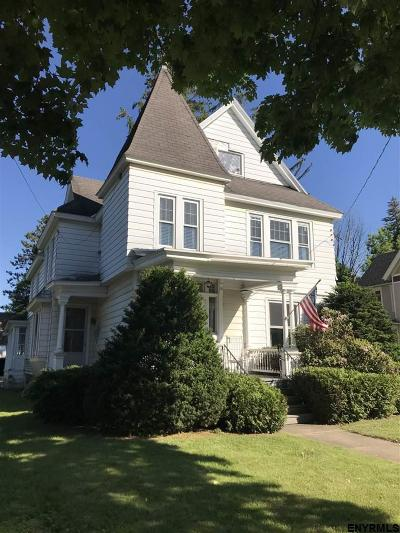 Dolgeville Single Family Home Active-Under Contract: 75 S Main St