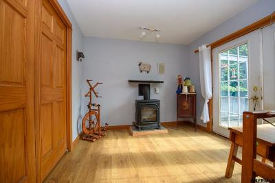 Bethlehem Single Family Home For Sale: 790 River Rd