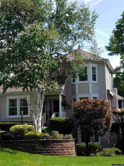Niskayuna Single Family Home For Sale: 181 Killarney Dr