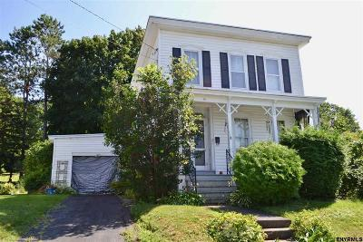 Canajoharie NY Single Family Home For Sale: $69,500