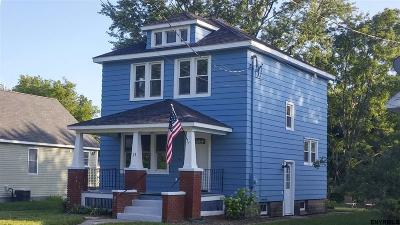 Albany County Single Family Home For Sale: 17 Elm St