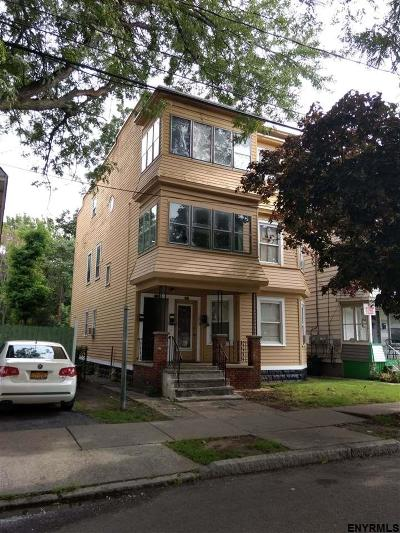 Schenectady Multi Family Home For Sale: 917 Bridge St