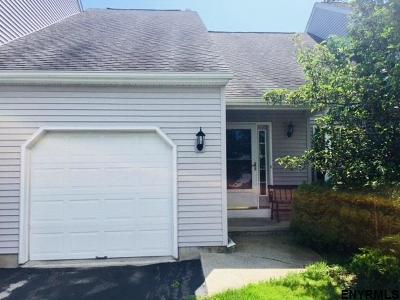 Saratoga County Single Family Home For Sale: 52b Raylinsky La