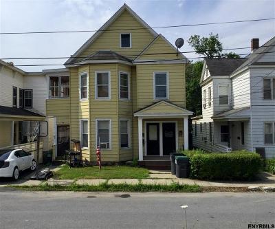 Mechanicville Multi Family Home Price Change: 21 William St