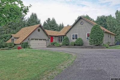 North Greenbush Single Family Home For Sale: 20 Mary View Dr