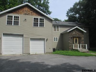 Saratoga County Single Family Home For Sale: 500 Crooks Grove Rd
