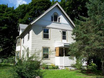 Bethlehem Multi Family Home For Sale: 90 Hudson Av