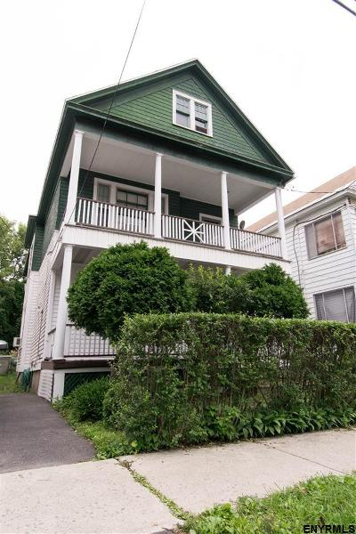 Albany Two Family Home For Sale: 242 Morris St