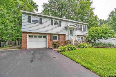 Voorheesville Single Family Home For Sale: 91 Coventry Ct