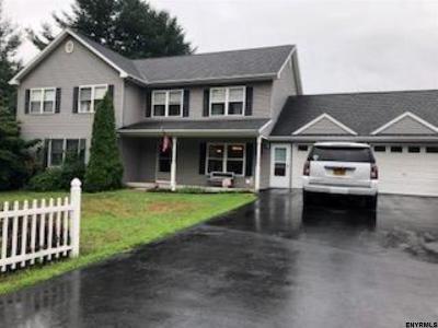 Halfmoon Single Family Home For Sale: 48 Plant Rd