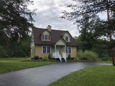 Queensbury, Fort Ann Single Family Home For Sale: 354 Clay Hill Rd