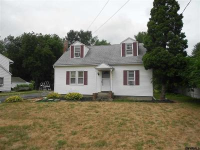 Single Family Home For Sale: 154 Chatham St