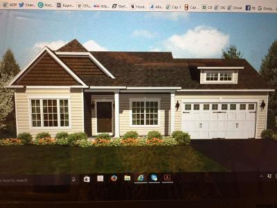 Wilton Single Family Home For Sale: Lot #9 Ushu Ct