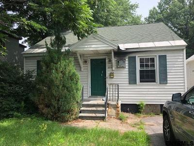 Scotia Single Family Home For Sale: 254 Vley Rd
