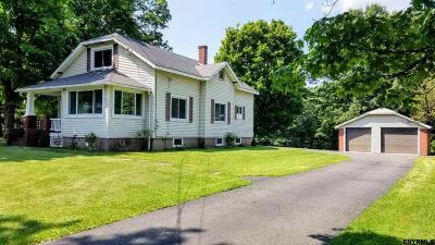 Single Family Home For Sale: 1965 E East Schodack Rd