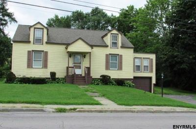 Canajoharie Single Family Home For Sale: 248 Moyer St
