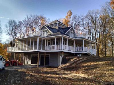 Greenfield, Corinth, Corinth Tov Single Family Home For Sale: 6 Thalia Ct