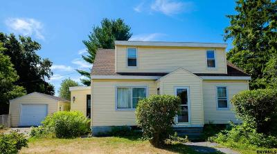 Schenectady Single Family Home For Sale: 2441 Kailberg Rd