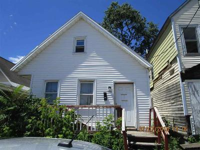 Schenectady Single Family Home For Sale: 494 Hulett St