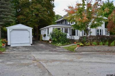 Fultonville NY Single Family Home For Sale: $139,000