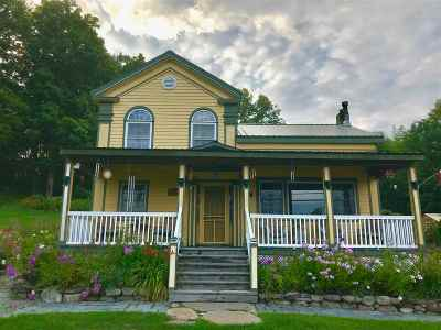 Albany County, Saratoga County, Schenectady County, Warren County, Washington County Single Family Home For Sale: 668 County Route 49