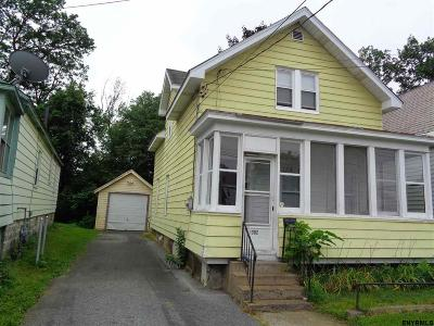 Schenectady Single Family Home For Sale: 1302 10th Av