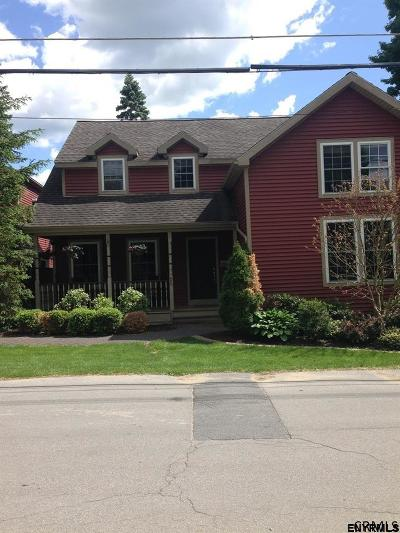 Saratoga Springs NY Single Family Home For Sale: $899,000
