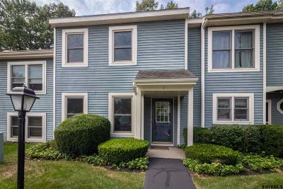 Saratoga County Single Family Home For Sale: 2 Freemans Way
