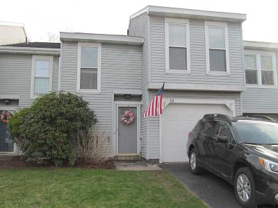 Cohoes Single Family Home For Sale: 14 Chadwyck Sq