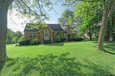 Single Family Home For Sale: 4410 Weaver Rd