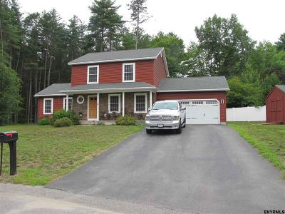 Queensbury, Fort Ann Single Family Home For Sale: 34 Charlton Ln