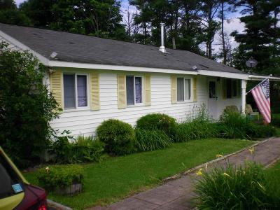 Rensselaer Single Family Home For Sale: 35 Church Rd